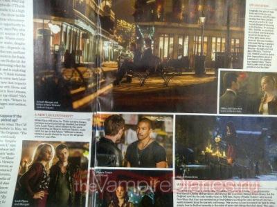 Сканы из журнала EW со стиллами к 4.20 - «Древнейшие»