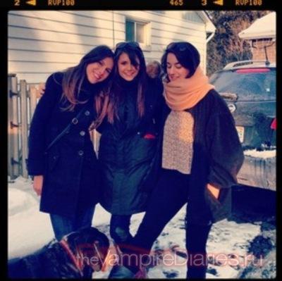 Йен и Нина в Торонто [29-31 марта]