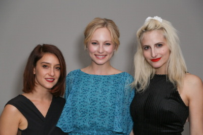 GenArt Hosts Dinner Party Honoring LAFW Fashion Alumni [13 марта]