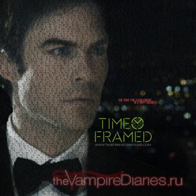 """Новые промо, постеры и фото со съемок к сериалу с Йеном """"Time Framed"""""""