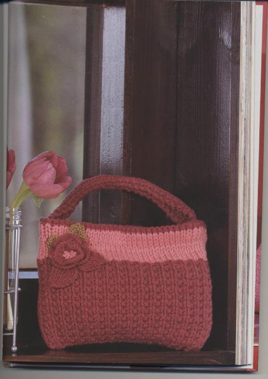 СУМКИ. Небольшая модель вязаной сумочки на каждый день. Дата. 0. Добавил