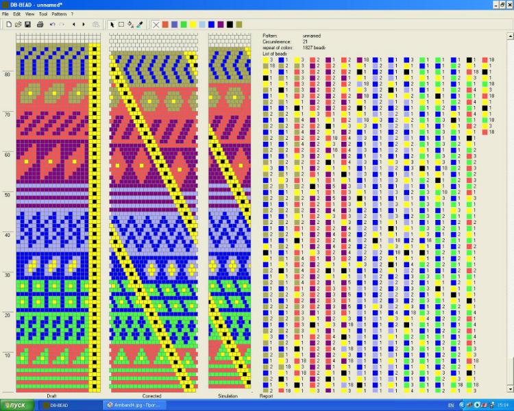 Узоры для вязаных жгутиков-шнуриков 11 - всё о бисере и бисерном Галерея вязанных жгутиков-шнуриков и узоры к ним...