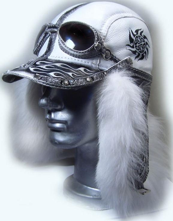 Зимние головные уборы шлем Пилот артикул: 4700.