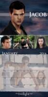 """Официальный календарь """"Сумеречная сага"""" на 2014 год"""